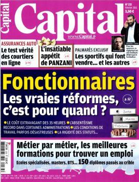 Magazine Capital février 2011