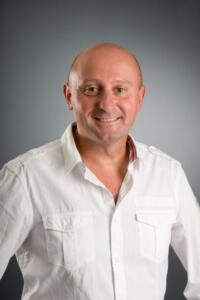 Olivier Andrieu, premier parrain de la licence professionnelle eMAT
